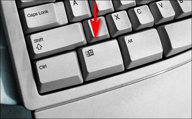 چرا صفحه کلید شما کلید ویندوز دارد؟