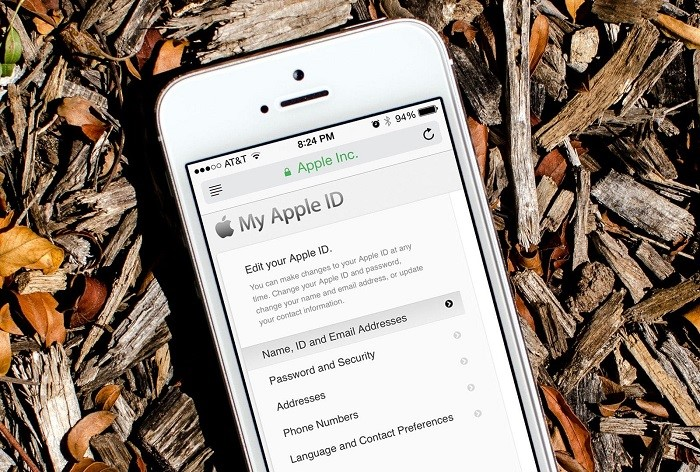 چگونه سوالات امنیتی اپل آیدی خود را ریست کنم