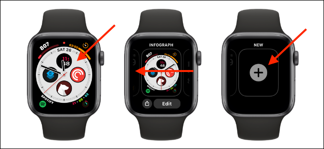 How to Add New Watch Face to Apple Watch 1