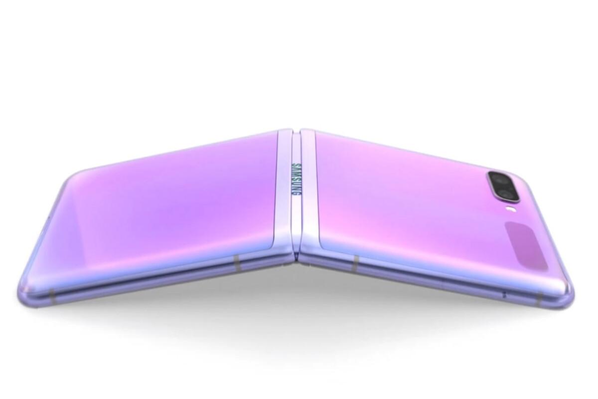 روکیدا | رندر های جدید از گلکسی Z فلیپ: گلکسی اس 21 نسخه تاشو؟ |