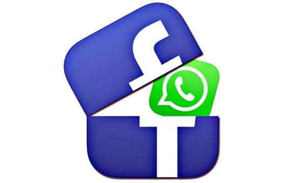 قوانین مشترک فیسبوک و واتساپ