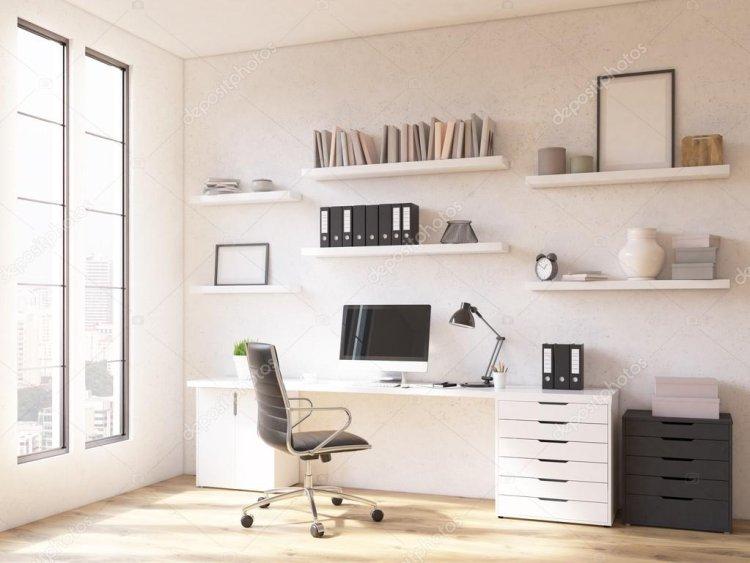 6 نکته برای داشتن دفتر کار خانگی با محیطی سالم