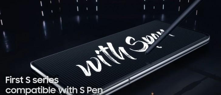 دو قلم جدید سامسونگ: دوستان جدید سری اس