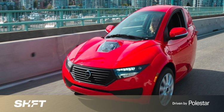 نگاه نزدیک به خودرو سولو: آینده خودروسازی سه چرخ دارد؟
