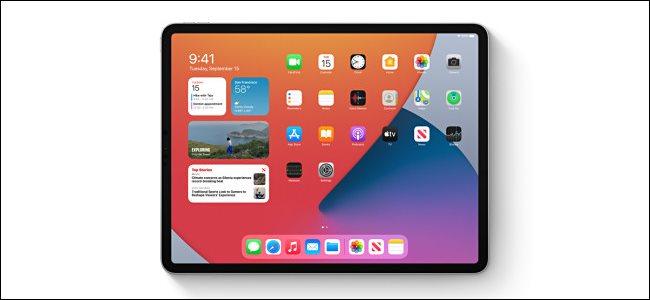 ترفندها و ویژگیهای iPadOS 14: گنجشک رنگ شده به جای قناری؟