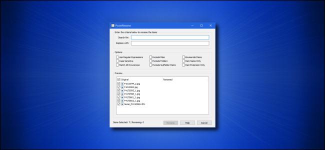 چطور نام فایلها را به صورت گروهی تغییر دهیم؟ بدون نیاز به ثبت احوال!