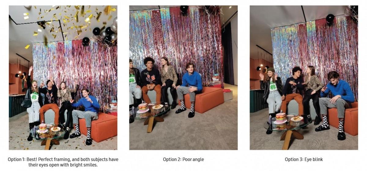 انتخاب بهترین تصاویر توسط هوش مصنوعی سامسونگ