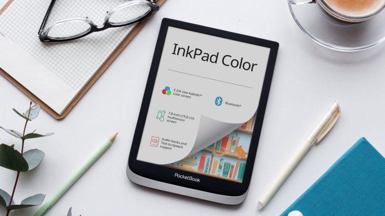 کتابخوان PocketBook InkPad Color