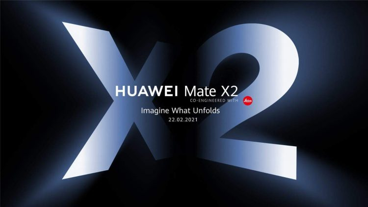 گوشی هوآوی Mate X2