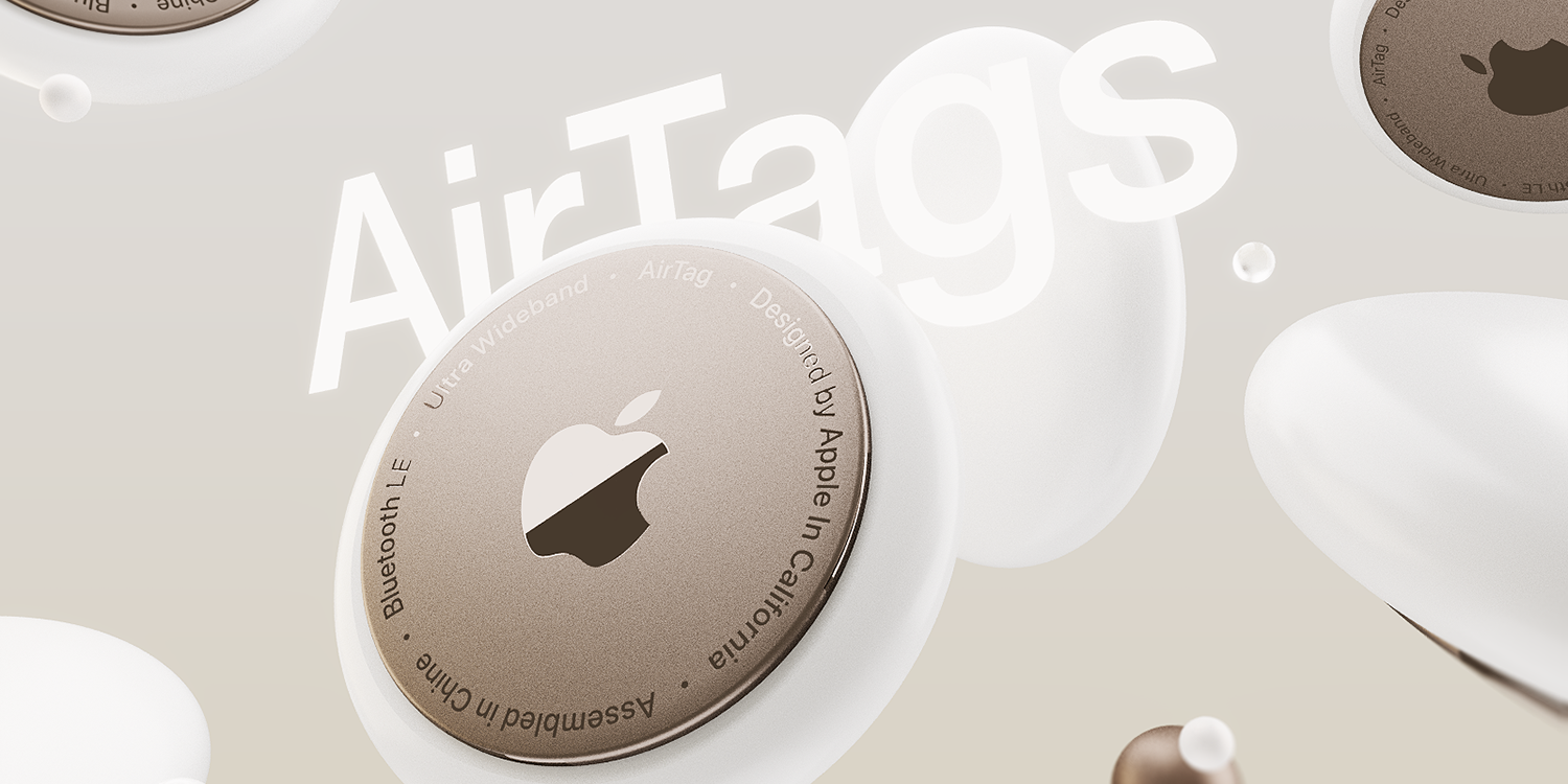 AirTags are coming soon