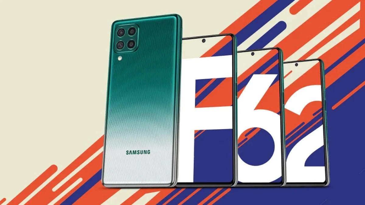 ویژگیهای گوشی سامسونگ Galaxy F62