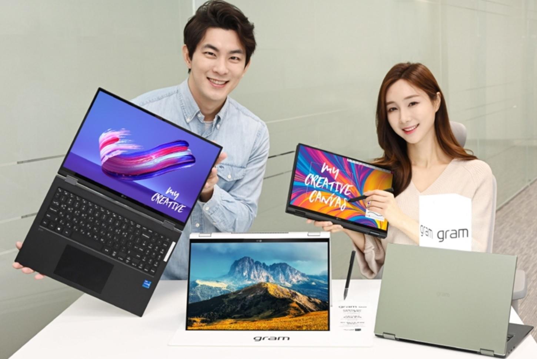لپ تاپ های ال جی گرم 360-2