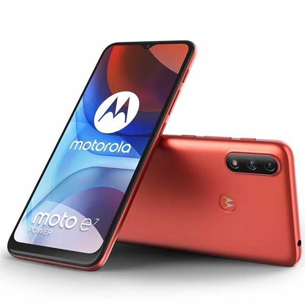 سری گوشی Moto E7