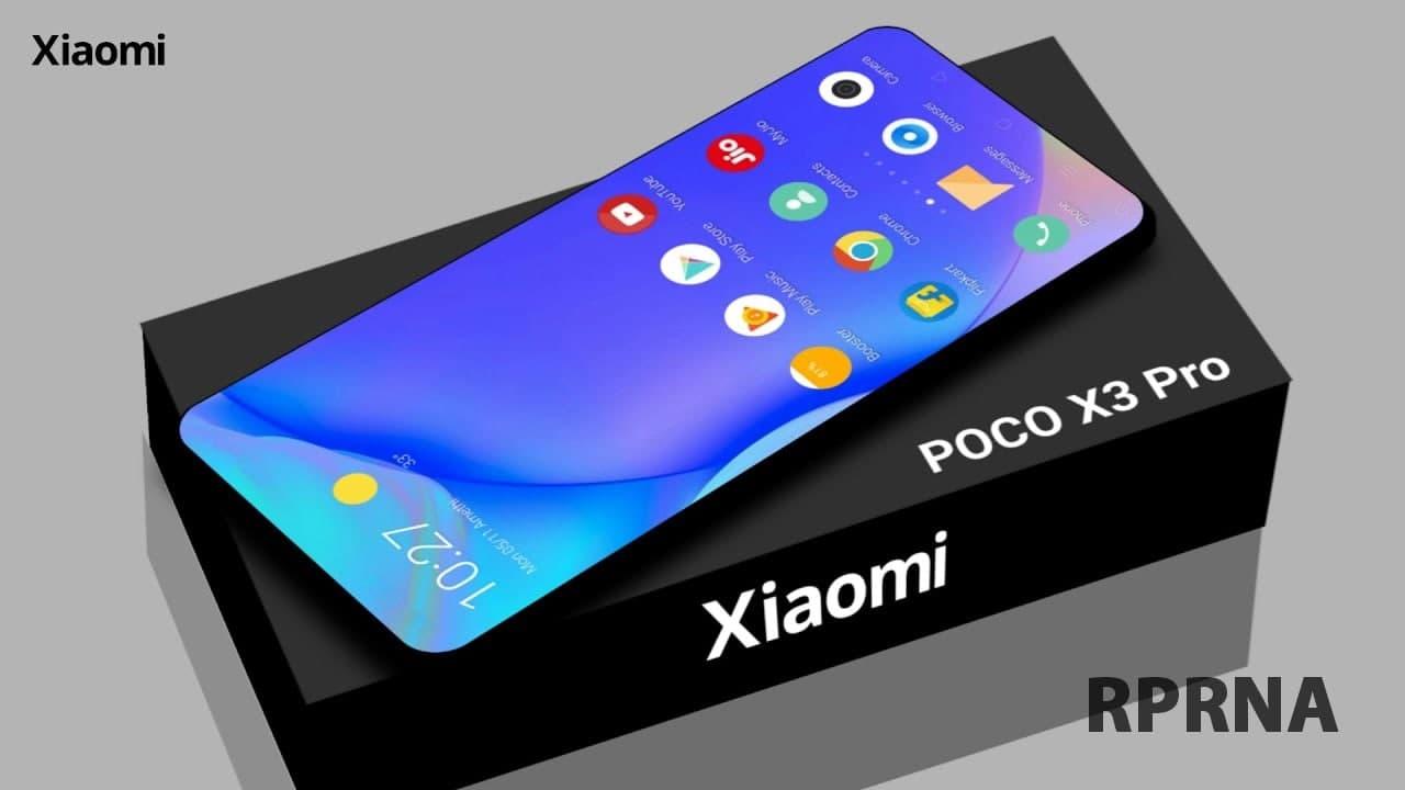 گوشی هوشمند جدید POCO X3 Pro