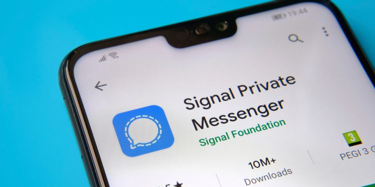 Signal App Featured