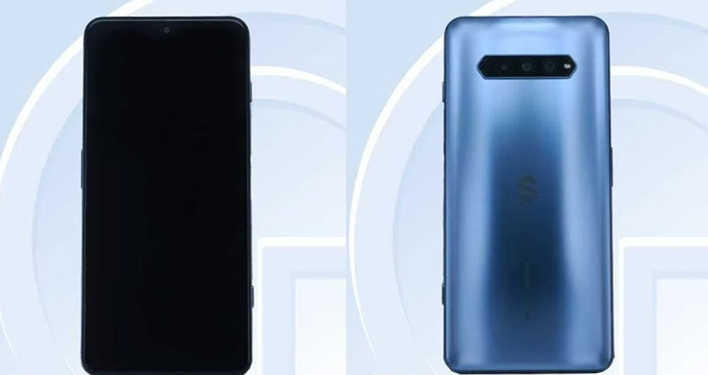 black shark 4 psr a0 series phones images suggest it could be an affordable smartphone