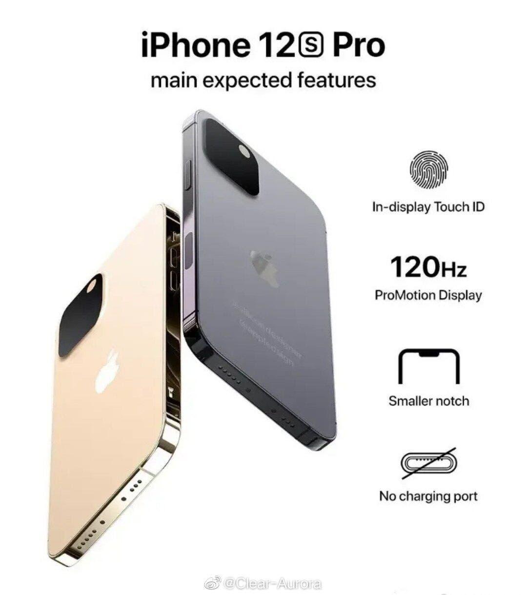 گوشی IPhone 12S Pro