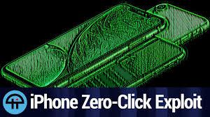 حملات ziro-click چگونه انجام میشود؟
