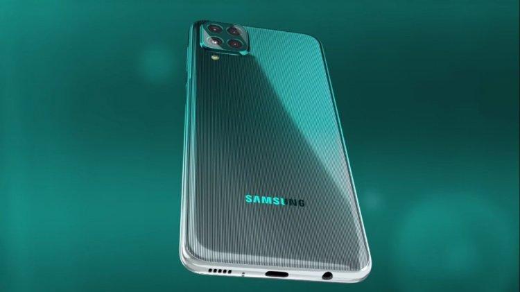 گوشی سامسونگ Galaxy F62