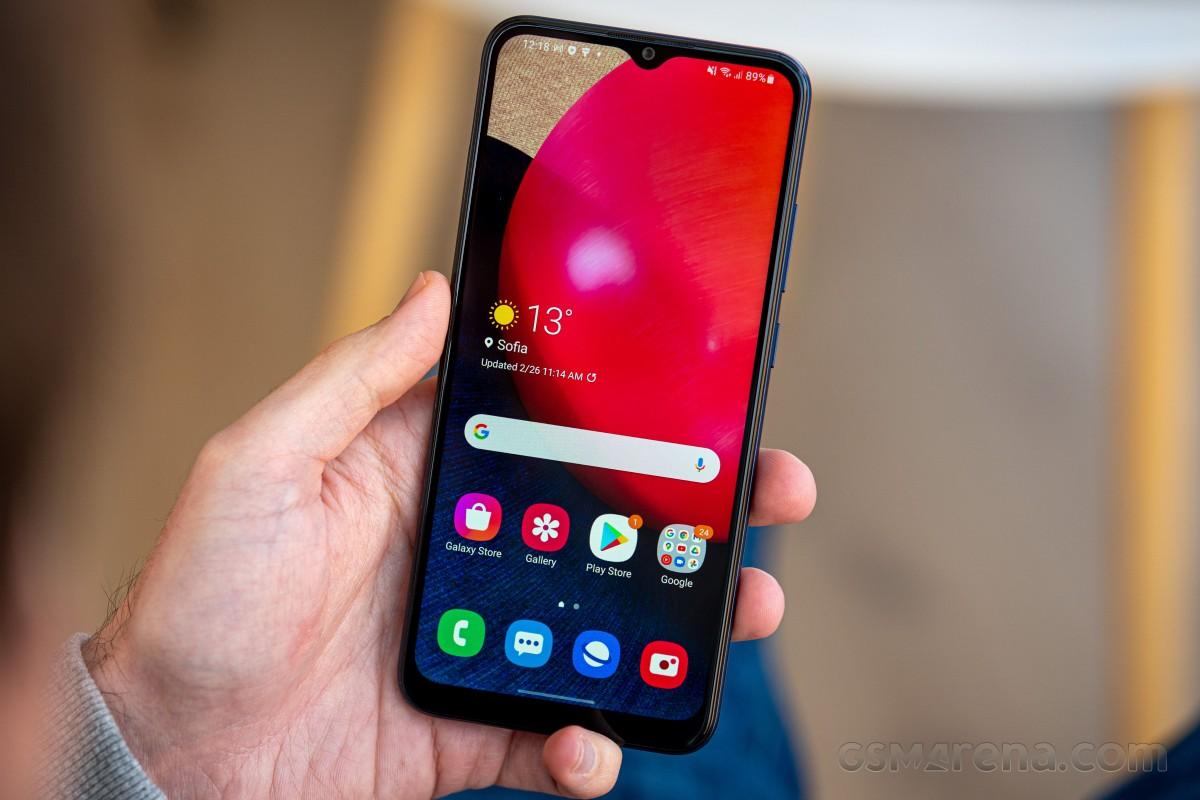 ویژگی  و خصوصیات گوشی Galaxy A02s