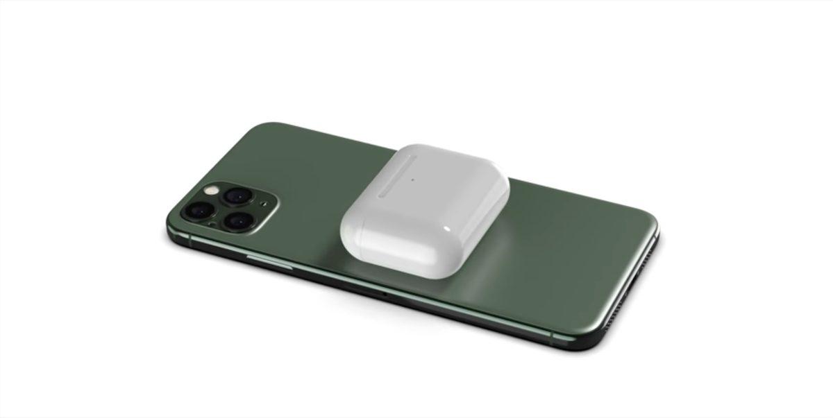iPhone 12 reverse charging