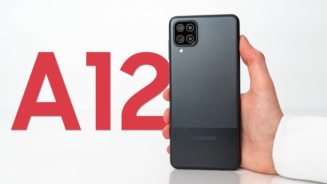 نسخه هندی گوشی سامسونگ Galaxy A12 با کاهش
