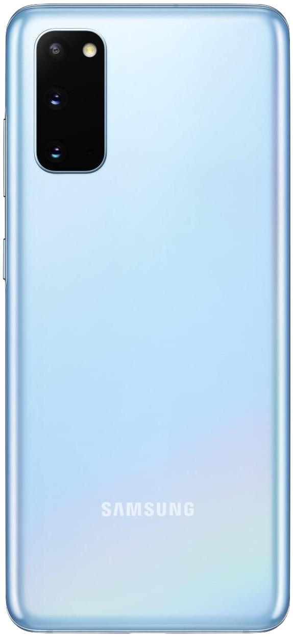 samsung galaxy s20 cloud blue cropped 0
