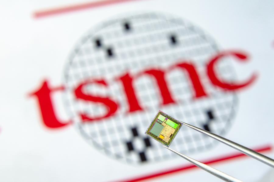 پردازندههای 5 نانومتر شرکت TSMC