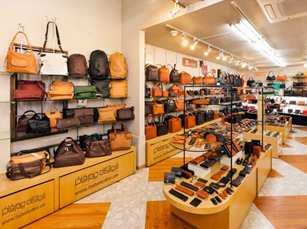 تشخیص کیفیت چرم هنگام خرید کیف چرمی4
