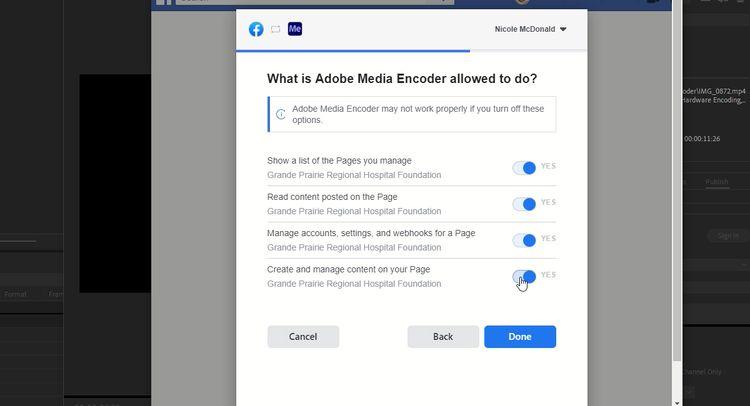 آپلود خودکار در فیس بوک 5
