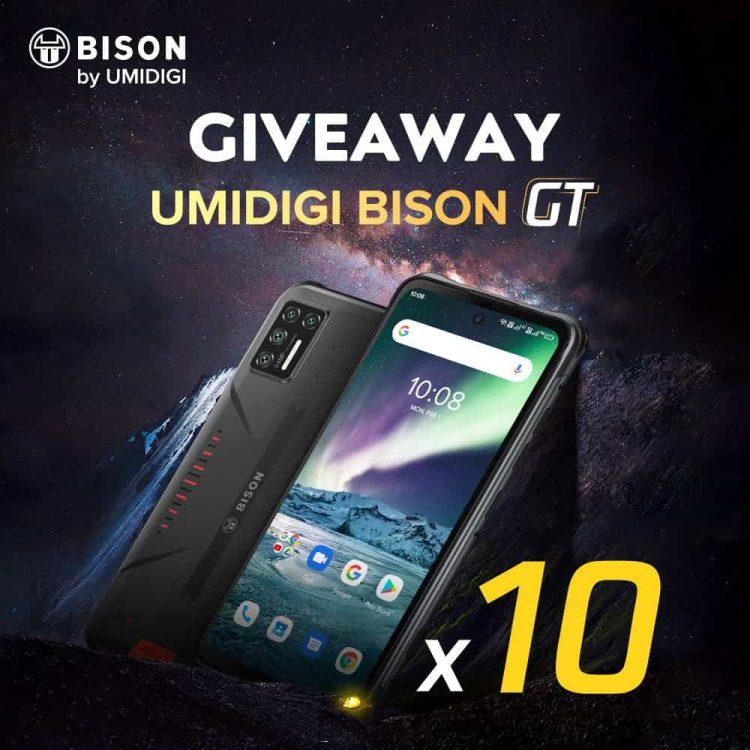 گوشی BISON GT