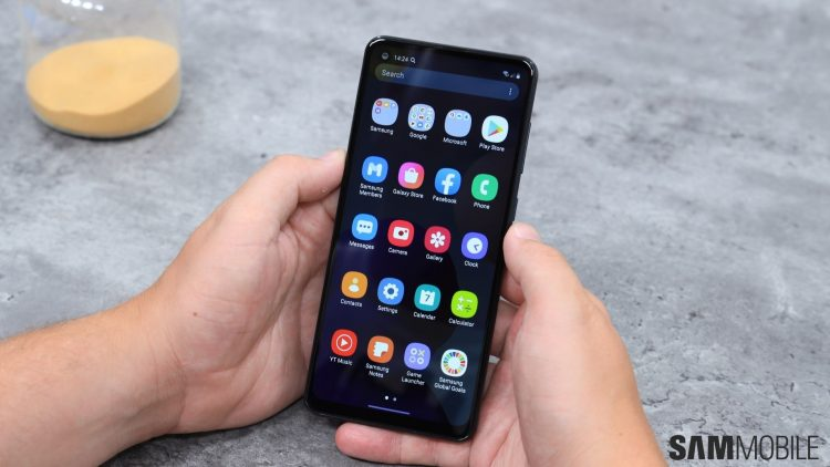 Galaxy A21s review 18