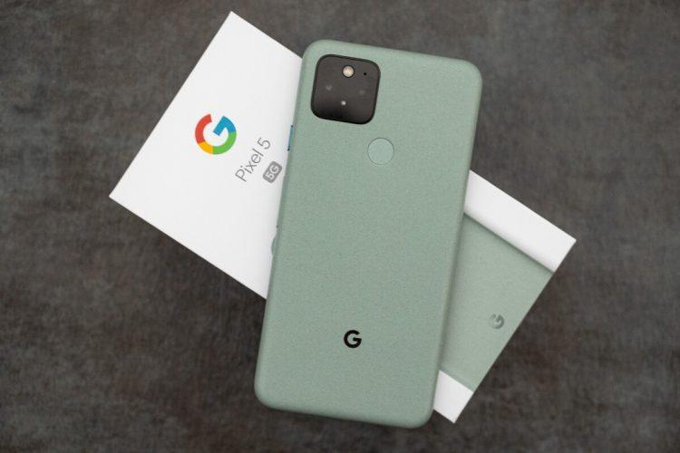 گوشی گوگل پیکسل 5a