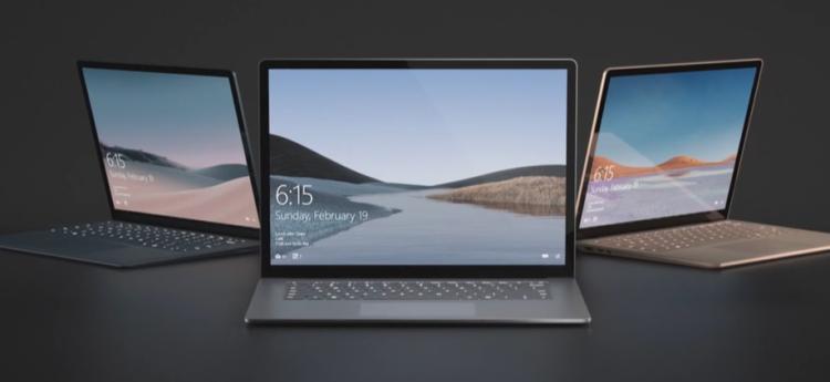Surface Laptop 4 مایکروسافت