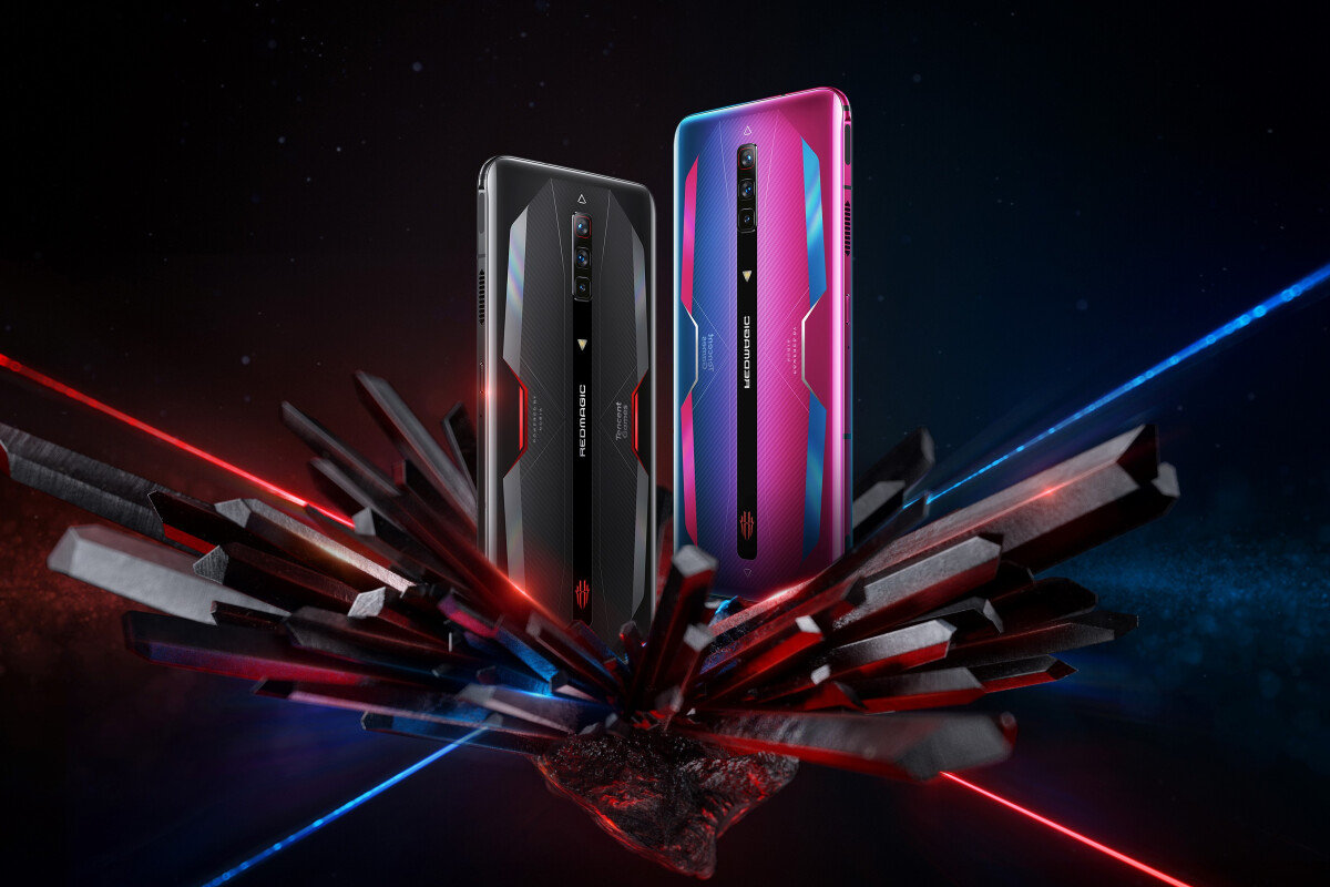 Nubia Red Magic 6 series breaks cover with Snapdragon 888 165Hz screen and 18GB RAM