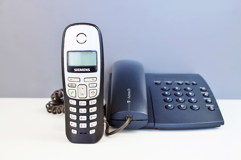 Phone Call Center Old Keyboard Communication 2181795