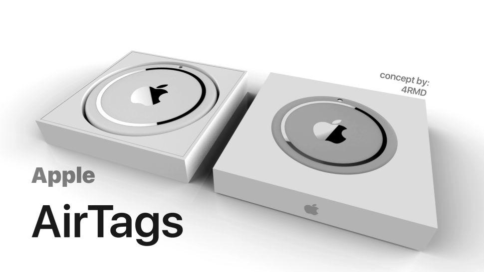 تکنولوژی AirTags اپل