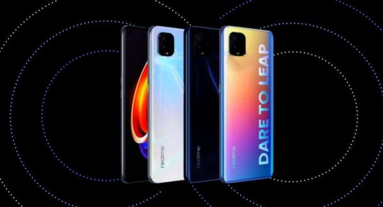 گوشی Realme 8