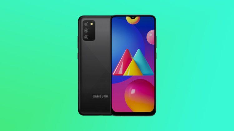 Samsung Galaxy M02s 2