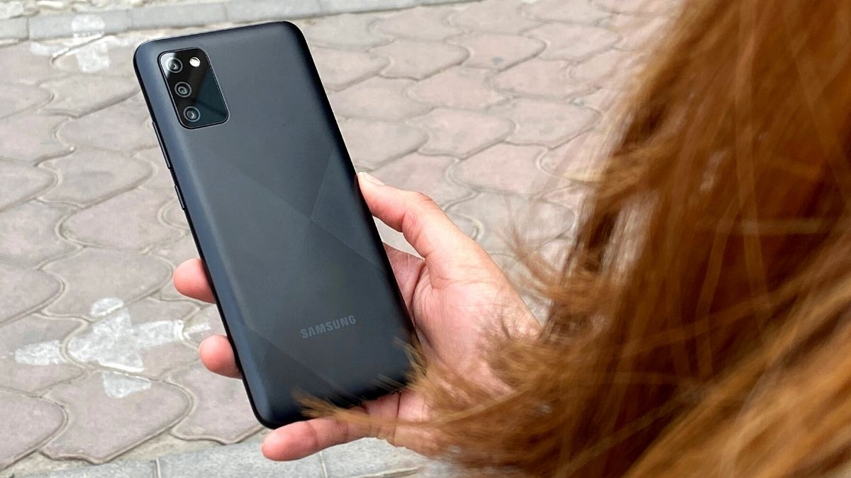 Samsung Galaxy M02s Review a decent daily driver 1