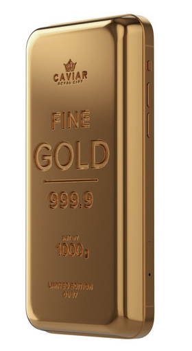 Screenshot 2021 03 29 Caviars Goldphone an iPhone 12 Pro or Galaxy S21 Ultra that are basically 1 kg gold ingots2