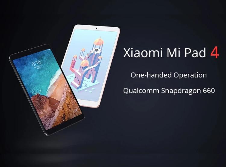 Xiaomi Mi Pad 4 1