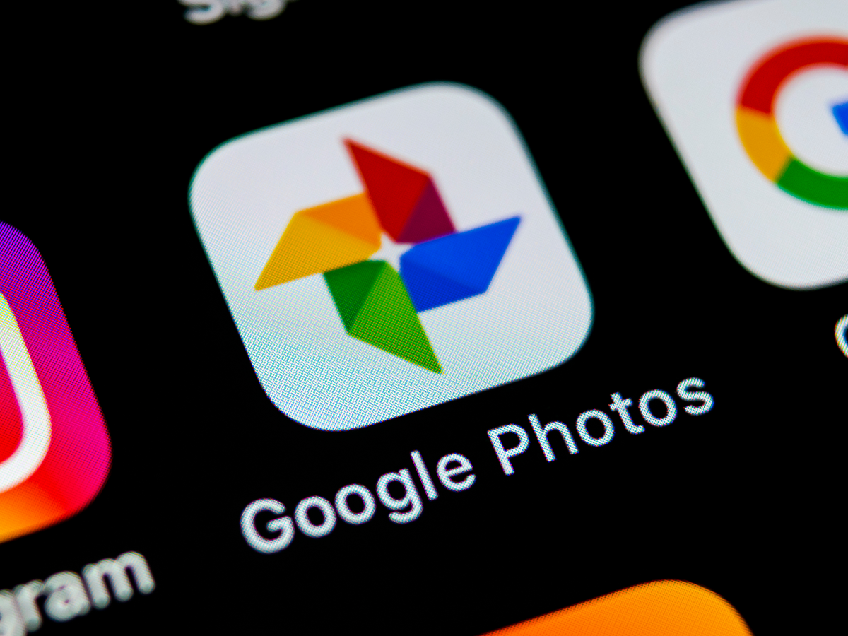 بایگانی تصاویر در گوگل فوتوز