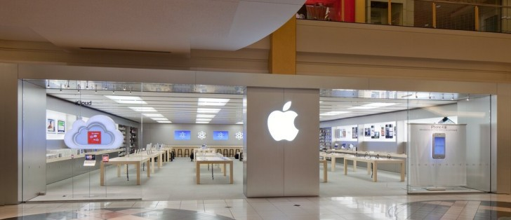 فروشگاههای اپل
