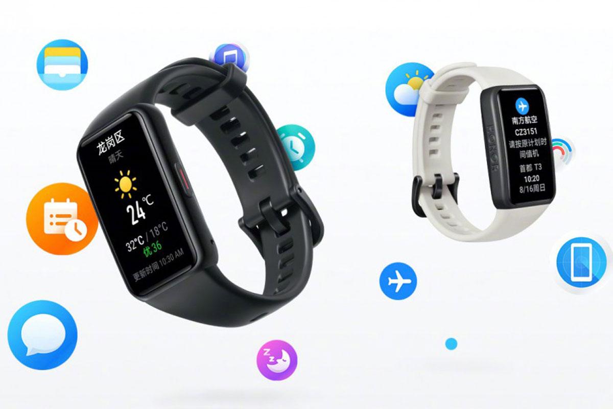 ساعتهای هوشمند آنر