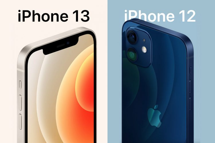 iPhone 13 vs iPhone 12 biggest differences expected so far