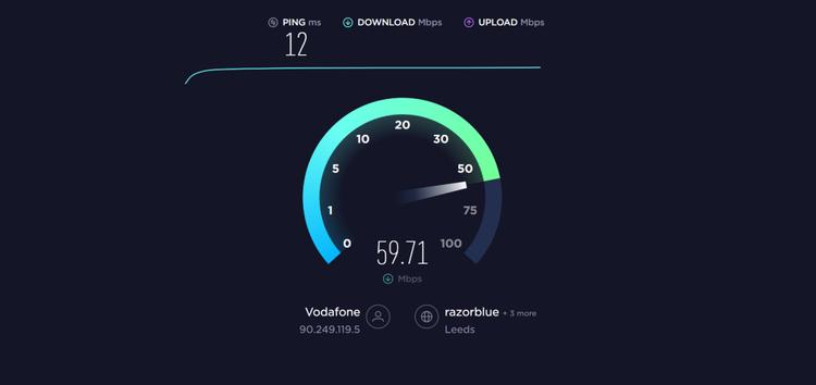 muo techexp gaming laptop tweaks speedtest