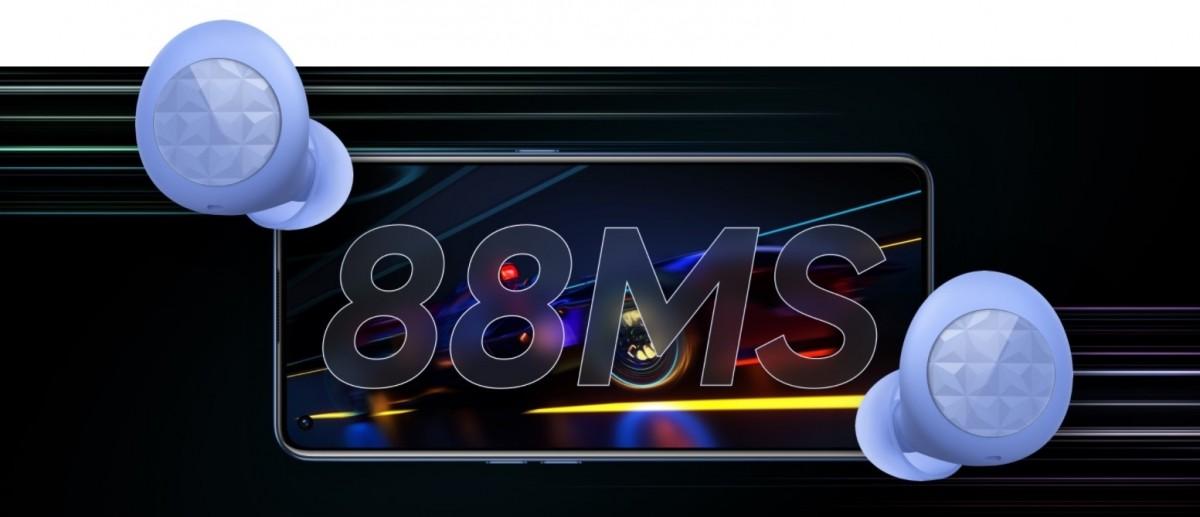 ایرفونهای بیسیم Realme Buds Q2 با طراحی جدید معرفی شدند