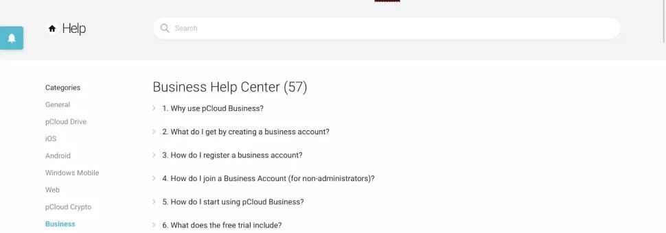 پشتیبانی پی کلود به انواع سوالات متداول و غیر متداول شما پاسخگویی میکند.