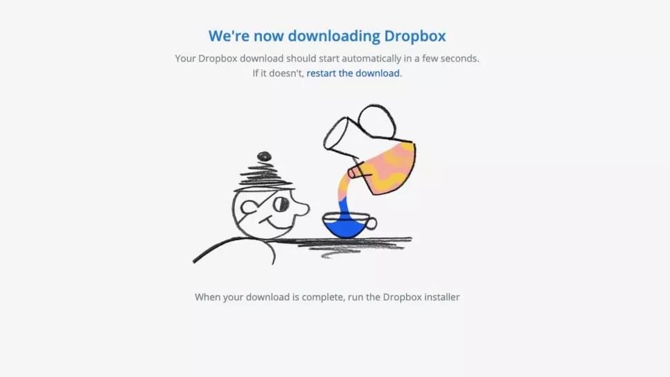 پس از دانلود اپلیکیشن داشبورد، دارپ باکس به صورت یکپارچه و بی وقفه با سیستم عامل شما ادغام میشود.